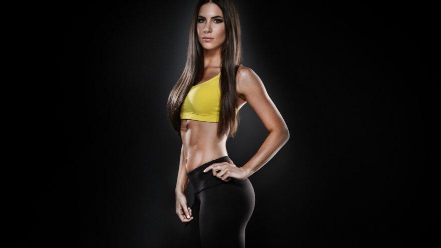 women-face-brunettes-long-hair-fitness-model-flat-belly-1920x1080
